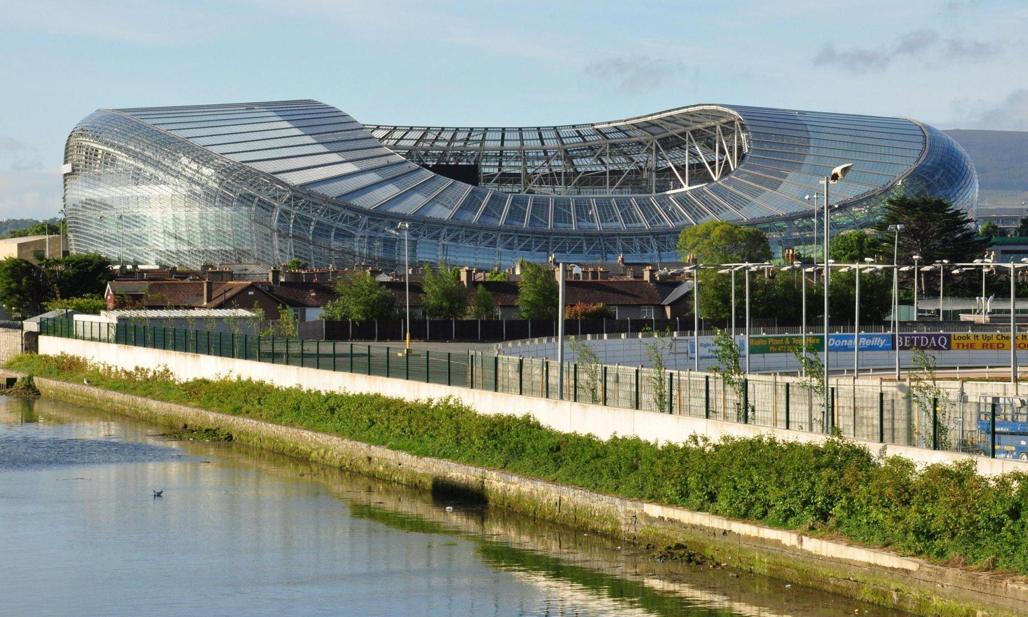 Aviva Stadium, Ireland, Dublin