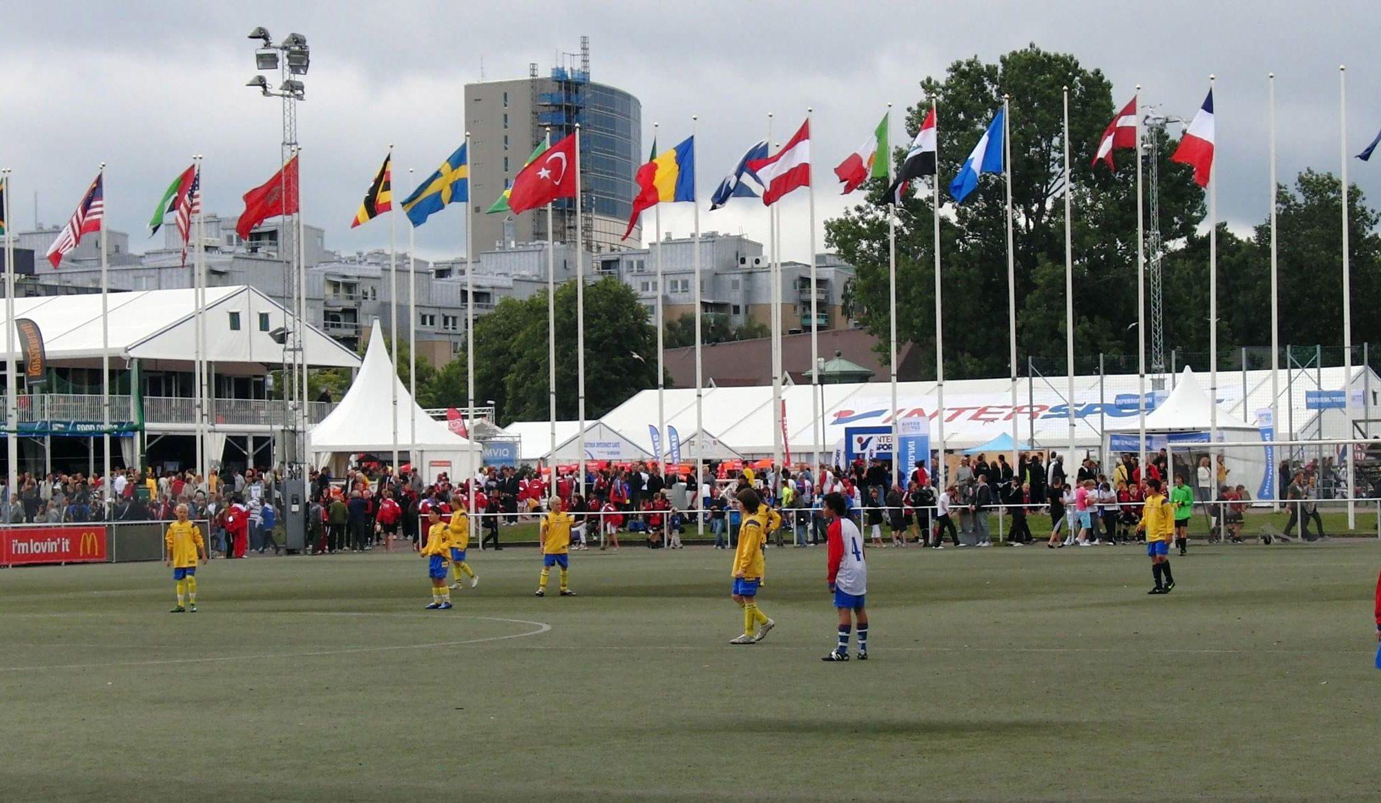 Gothia Cup, Sweden