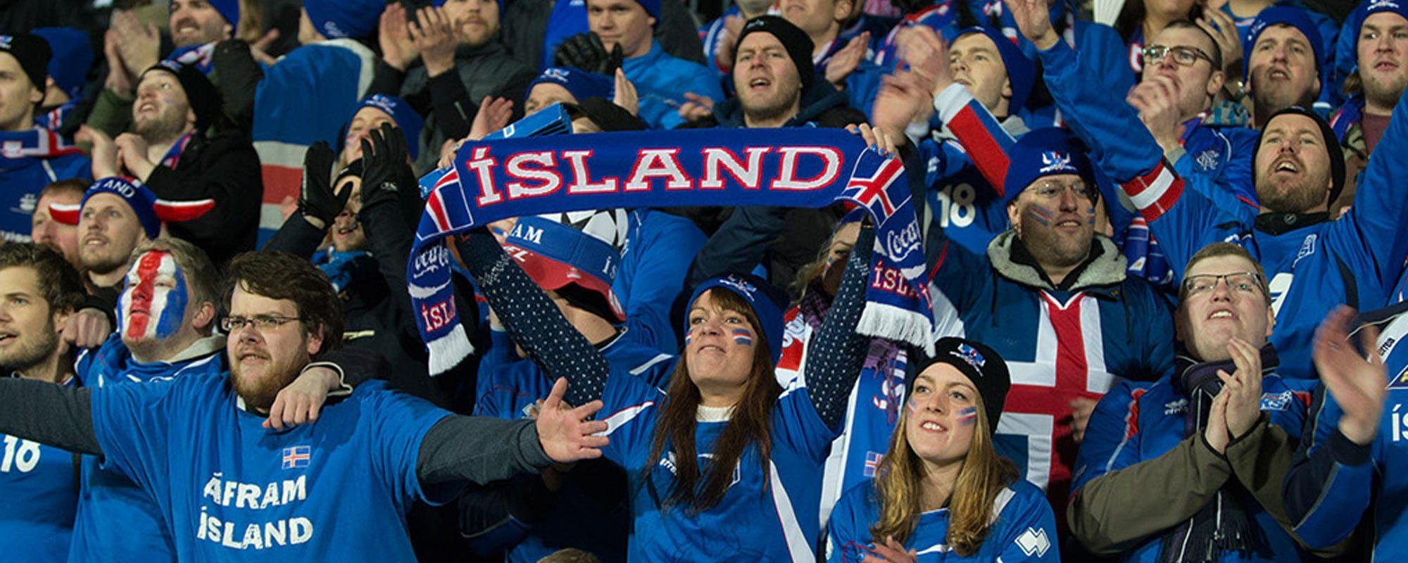 Iceland Football Stadium